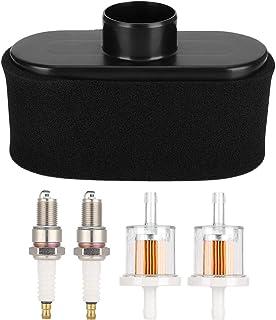 Semiter Filtro de Combustible Profesional a Juego, Piezas de cortacésped, Accesorios de Motosierra, instalación Simple y Duradera para Kawasaki 11013-7047 11013-7049