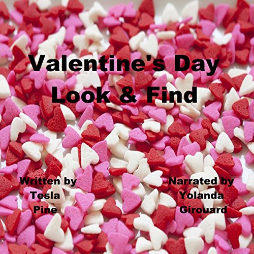Valentine's Day: Look & Find Book audiobook cover art