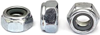 Zinc Plated Finish D985 Right Hand M36-4.00 Nylon Insert Lock Nut Class 5 Steel Package of 2 Pack of 5
