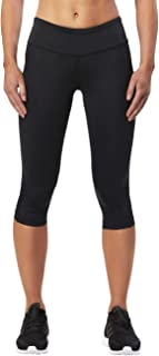 2XU Women's Mid-Rise 3/4 Compression Tights