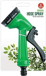 Ancient Chemistry Garden Hose Pipe Spray Gun Multi Spray Hosepipe With Nozzle Adjustable Water Patterns - Garden Sprayer H...