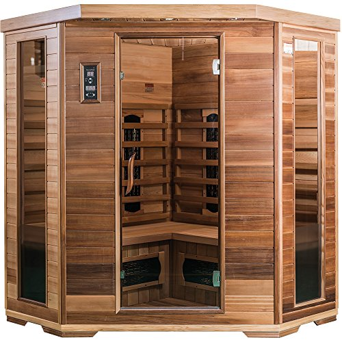 4-6 Person Luxury Sauna