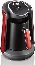 Arzum OK004-N Okka Minio Türk Kahvesi Makinesi, Kırmızı
