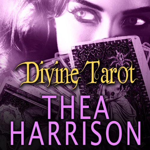 Divine Tarot  By  cover art
