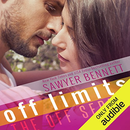 Off Limits                   By:                                                                                                                                 Sawyer Bennett                               Narrated by:                                                                                                                                 Charlotte North,                                                                                        Matthew Holland                      Length: 7 hrs and 41 mins     2 ratings     Overall 3.5