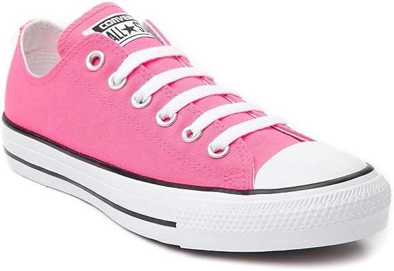 Star Lo Neon Sneaker Neon Pink