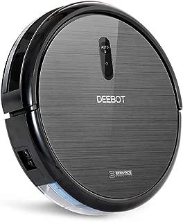 エコバックス ECOVACS DEEBOT N79 ロボット掃除機 フローリング/畳/カーペット掃除 静音&強力吸引 Wi-Fi接続 アプリ制御