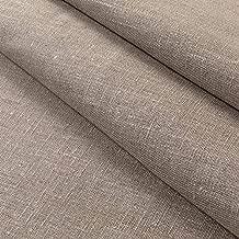 ハンドメイド用生地 150cm巾 リネン100% 無地 ナチュラル 厚手 R1237(旧品番 N-7321)
