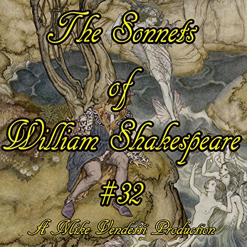 Sonnet 32 cover art