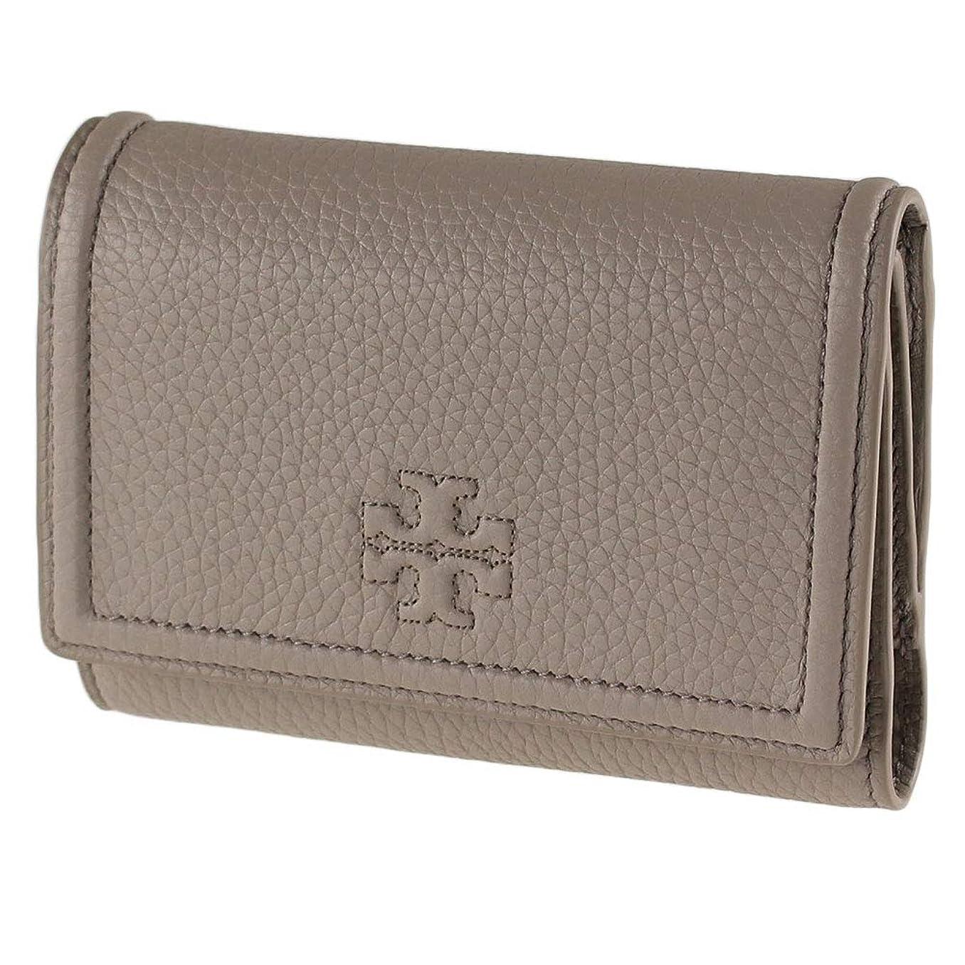 完全に乾く欲望かんたんトリーバーチ TORY BURCH レディース 折りたたみ財布 55376 thea medium flap wallet