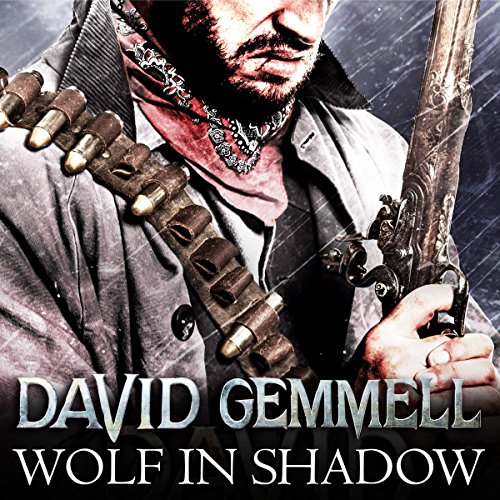 Wolf In Shadow audiobook cover art