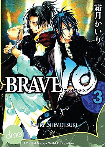 BRAVE 10 Vol. 3 (Shonen Manga) (English Edition)