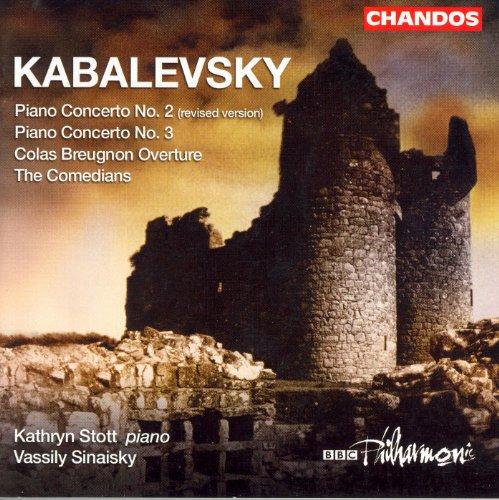Kabalevsky: Colas Breugnon: Overture / Piano Concerto Nos. 2