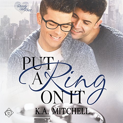 Put a Ring on It audiobook cover art