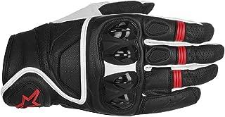 Alpinestars Celer Men's Street Motorcycle Gloves - Black/White/Red/Small