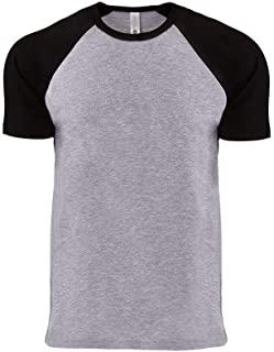 Adults Unisex Contrast Cotton Raglan T-Shirt