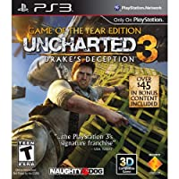 Uncharted 3 Drake's Deception Game of The Year Edition (輸入版:北米) - PS3