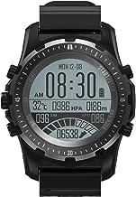 ساعت مچی مردانه دیجیتال ورزشی مردانه CakCity ساعت مچی مردانه با قطب نما ، GPS ، گام شمار ، دزدگیر ، نور پس زمینه