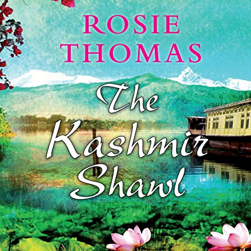 The Kashmir Shawl audiobook cover art