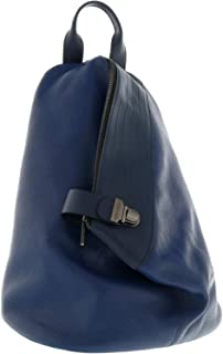 4223 BLU Navy Blue Backpack Handbags for womens