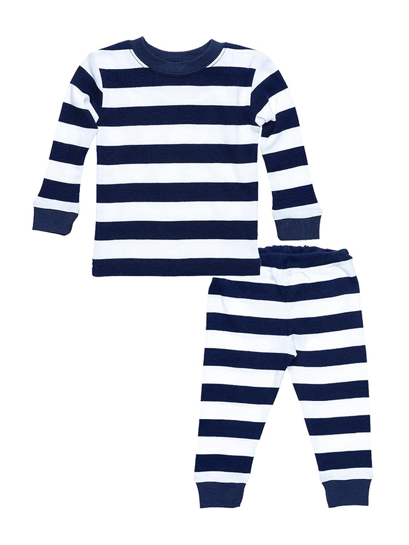 UNDER THE NILE Baby Long John Navy 6M, 1 EA
