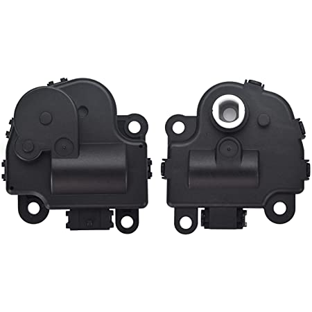 Pack of 2 HVAC Blend Air Door Actuator Replace# 604-108 1573517 1574122 15844096 Compatible with 2004-2013 Chevy Impala