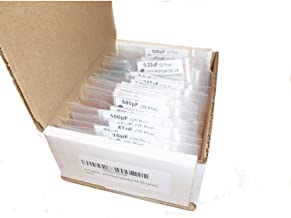 E-Projects EPC-201 36 Value Capacitor Kit (Pack of 570)