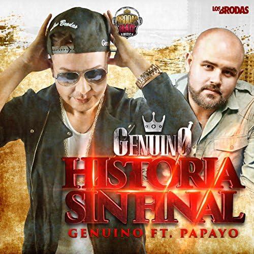 Genuino feat. Papayo