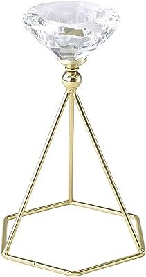 SPICE OF LIFE(スパイス) ゴールドステムキャンドルホルダー enrich 11.5×16.5×10cm SRGH2230