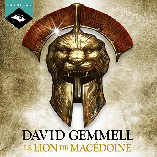 Couverture de Le Lion de Macédoine
