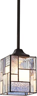 Best pendant lighting stained glass Reviews