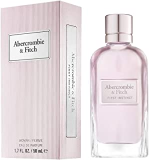 Abercrombie & Fitch FIRST INSTINCT WOMAN edp vaporizador 50 ml