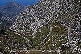 738053 Near Sa Calobra Mallorca Spain A4 Photo Poster Print