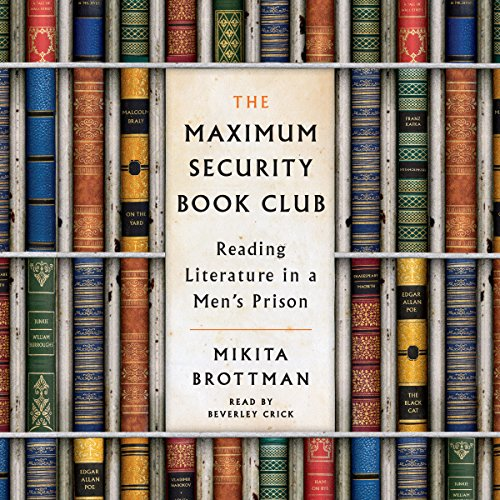The Maximum Security Book Club audiobook cover art