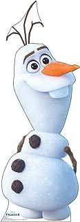 Advanced Graphics Olaf Life Size Cardboard Cutout Standup - Disney's Frozen II (2019 Film)
