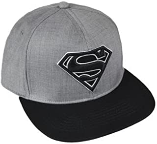 Superman-2200002237 Gorra premium New Era 58 cm, color multicolor (multicolor 001), 3 (Tamaño del fabricante:M) (Artesanía Cerdá 2200002237)