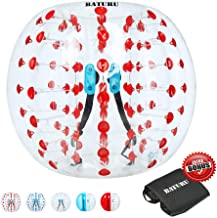 Inflatable Bumper Balls for Adults/Kids, Bumper Soccer Ball 5 FT(1.5M), Human Hamster Ball, Zorb Soccer