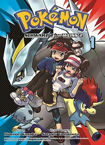 Pokémon Schwarz 2 und Weiss 2: Bd. 1
