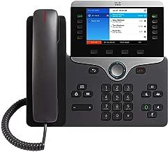 Cisco 8841 SIP VoIP Phone - CP-8841-3PCC-K9 (Renewed)