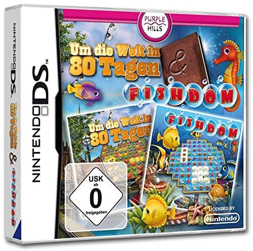 Um die Welt in 80 Tagen + Fishdom (DS)