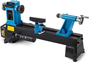 Mophorn Wood Lathe 12 x 18 Inch,Bench Top Heavy Duty Wood Lathe Variable Speed 500-3800..
