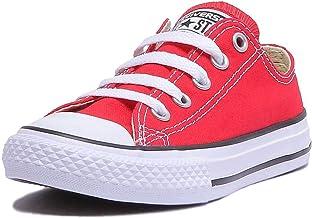 Amazon.com: Kids Red Converse