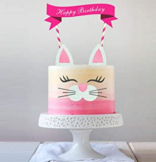 Best edible cat cake decorations Reviews