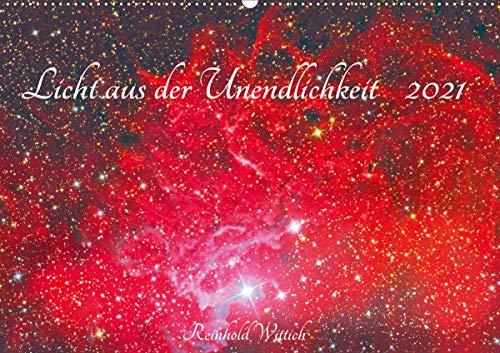Licht aus der Unendlichkeit (Wandkalender 2021 DIN A2 quer)