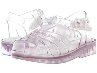 Mini Melissa Mini Possession (Toddler) (Clear) Girls Shoes
