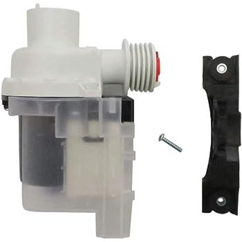 Frigidaire 137108000 Drain Pump Fits Multiple brands Askoll M65 Brand New!