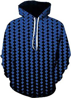 Boy's Hoodies Sweatshirt Unisex Teens Hooded Pullover Winter 3D Design Print