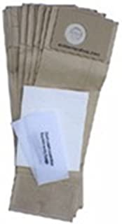 Advance S12,Clarke 112 & 115 Spectrum Micro Filter paper Bags 10 Pk Part ECC520