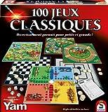 Description du produit: 100 Jeux classiques ,Coffret complet de 100 jeux - règles détaillées incluses Contenu du packaging: Accesoires en plastique