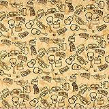 Anthology Fabrics 0645135 Anthology Batiks Rhythm Of The